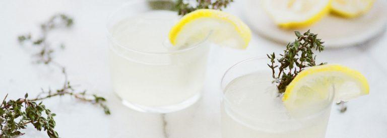Blur Breakfast Cocktail beverage