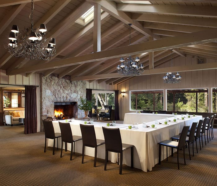 Corporate Event meeting room
